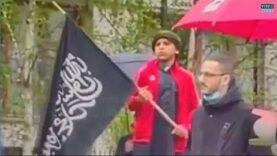Islamic-State-flag-waved-and-a-car-was-destroyed-at.jpg