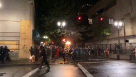 $2.1 Million set bail covered for Molotov Cocktail-throwing BLM-activist Malik