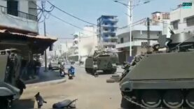 Lebanese Armed Forces move into Tripoli as citizens protest over