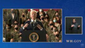 "President Joe Biden: ""I keep forgetting I'm President."""