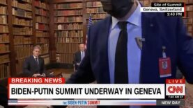 Putin busts out laughing as reporters are asked to leave