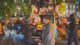 Thousands of French residents celebrate 'Fête de la Musique', police