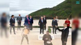 WATCH — Turkish drummer appears in G7 Summit Video Meme.