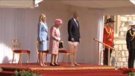 WATCH: President Joe Biden who met Queen Elizabeth at Windsor