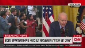 WATCH: US President Joe Biden just lost it.