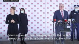 160 Students in Sidney accidentally vaccinated with Pfizer, NSW Health