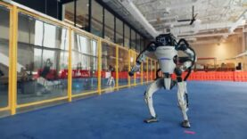 Boston Dynamics' Robots attempt to rehabilitate its frightening image with
