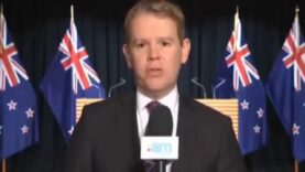 New Zealand Health Minister – 'We will chase unvaccinated people'