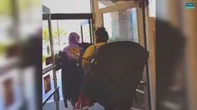 'Organized Shoplifting Crew' walk in 'n out TJ Maxx Store