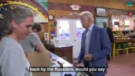 WATCH — Confused Joe Biden has to pull out notes